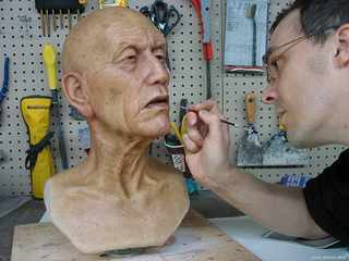 Скульптуры от Avatar Sculpture Works