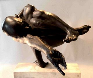 Romain Langlois sculpture
